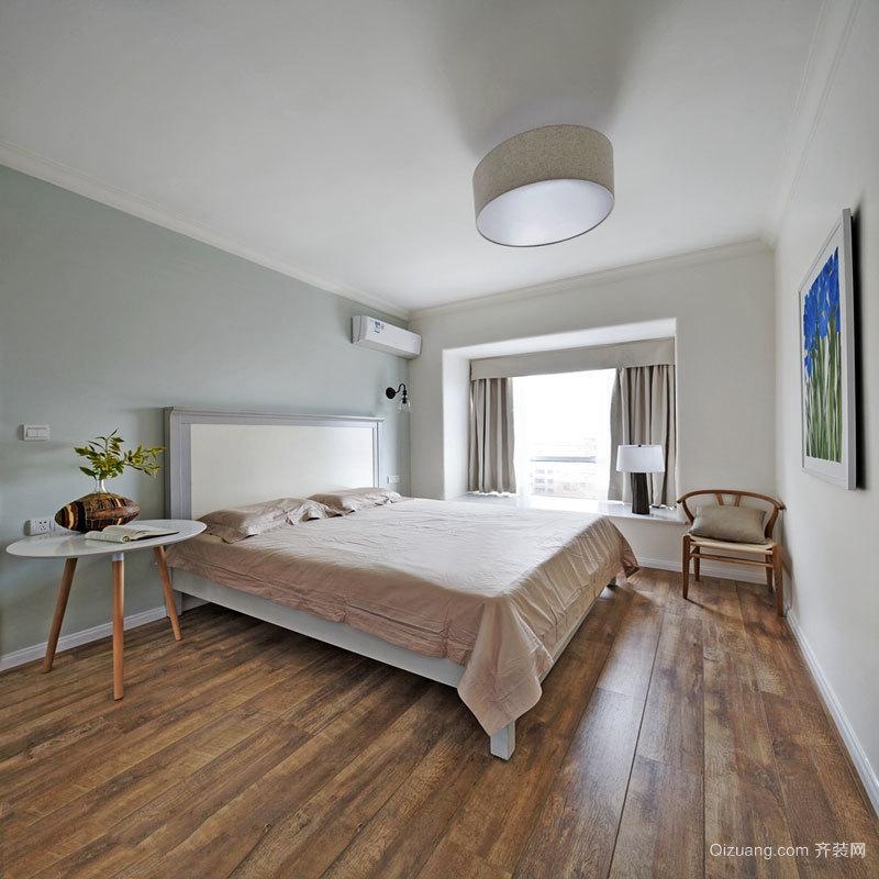 宜家风格简单温馨主卧室装修效果图赏析