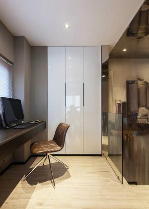 现代风格精致140平米复式楼室内装修效果图