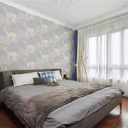 温馨现代风格精美卧室设计装修效果图