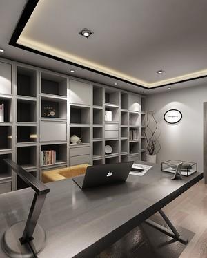 大户型新古典主义风格室内设计装修效果图