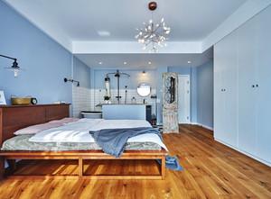 清新舒适宜家风格卧室设计装修效果图