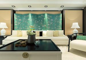 中式风格古典精致大户型室内设计装修效果图,在中式家具中,圆不够顺畅,方不够坚挺,西洋家具的边框花饰还会出现偷工减料的情况。