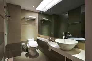 简约风格整洁舒适两室两厅室内装修实景图