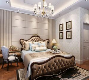 古典欧式风格精致卧室设计装修效果图