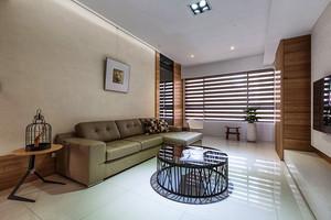现风格原木色精美120平米室内装修效果图,现代风格家居设计彰显个性,具有浓郁现代感,现代风格家居设计的特色是,其设计的元素、材料都很单一,会让室内看起来简单舒适。