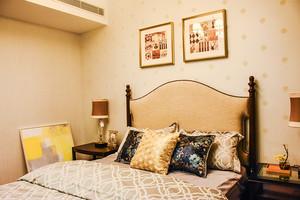 简欧风格温馨135平米四室两厅室内装修图