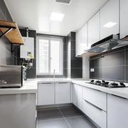 8平米现代小户型厨房设计装修效果图