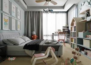 320平米古典精致欧式风格别墅装修效果图