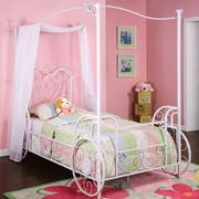 欧式风格简单甜美儿童房装修效果图