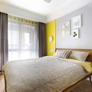 宜家风格活力卧室设计装修效果图