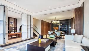 独特魅力中式风格客厅设计装修效果图