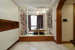 中式风格素雅精美榻榻米设计装修图