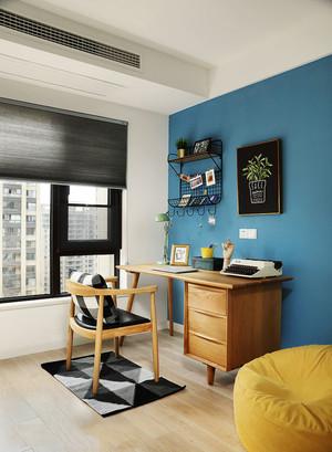 6平米简约风格小书房设计装修效果图