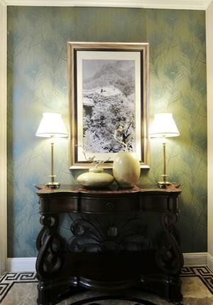 古典别致新古典主义风格300平米别墅装修效果图