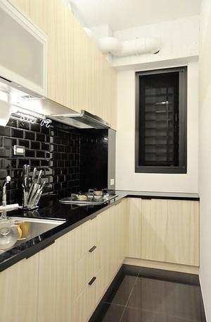 56平米简约风格小公寓装修效果图
