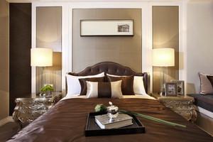 欧式风格奢华低调精美大户型室内装修效果图