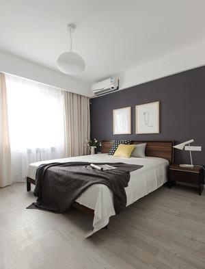 16平米现代风格精致卧室设计装修效果图