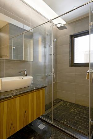 现代风格时尚精装三室两厅室内设计装修实景图