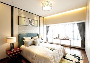 古典精美中式风格卧室设计装修效果图