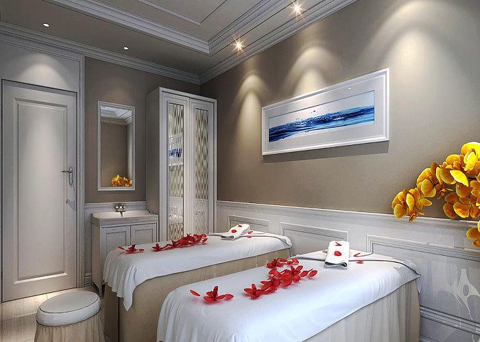 欧式风格精美家庭式美容院装修图片