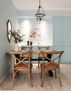 美式风格清新精美餐厅设计装修效果图赏析