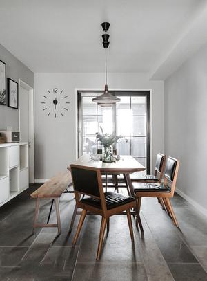 现代风格原宿风餐厅设计装修效果图
