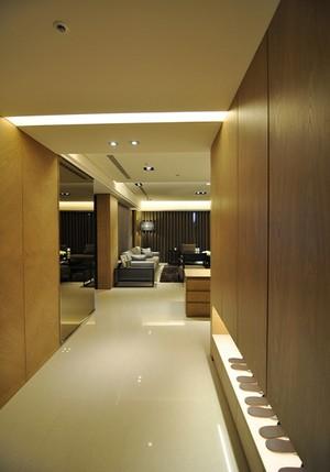 现代风格精装100平米样板房装修效果图