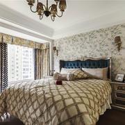 奢华浪漫欧式风格卧室设计装修效果图