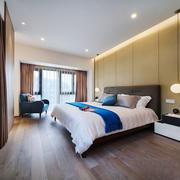 新中式风格素雅精致卧室设计装修效果图