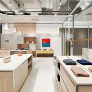 简约风格50平米服装店设计装修效果图