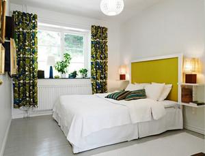 北欧风格自然主义清新一居室装修效果图