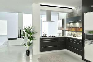 简约风格时尚精美厨房装修效果图