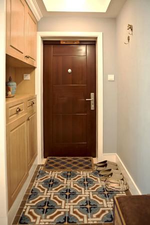混搭时尚清新两室两厅室内设计装修效果图