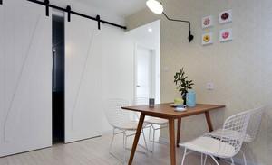 简约风格简单餐厅设计装修效果图