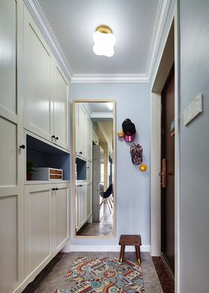 现代风格精致实用玄关鞋柜设计装修图