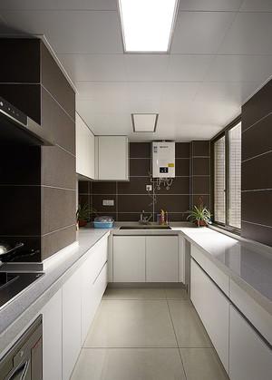 简约风格浅色舒适两室两厅室内装修图