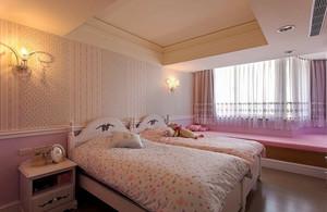 欧式风格清新舒适复式楼室内设计装修效果图