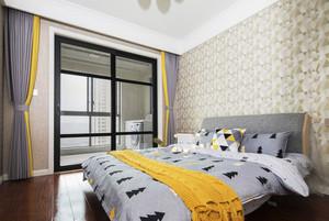 现代简约风格时尚精美卧室设计装修效果图