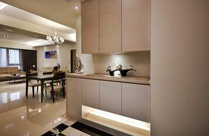 现代简约风格145平米大户型室内设计装修效果图