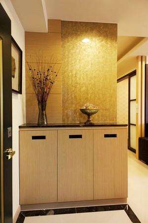 40平米现代风格公寓设计装修效果图