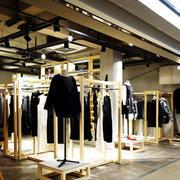 简约风格45平米服装店设计装修效果图