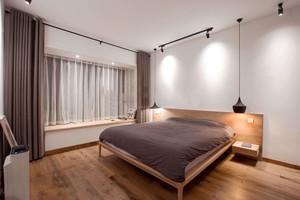 宜家简单温馨小户型卧室装修效果图