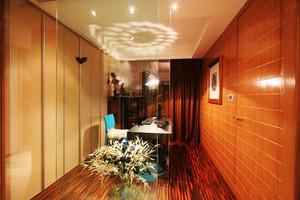 16平米现代风格书房设计装修效果图