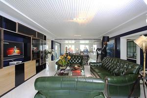 新古典主义风格精美复式楼室内装修效果图