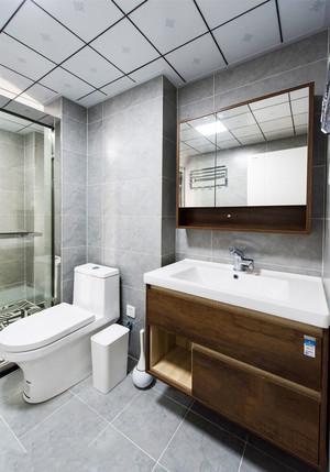 宜家风格简单小户型卫生间装修效果图