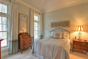 欧式风格精美室内窗帘设计装修效果图