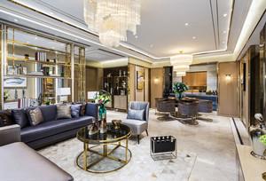 新古典主义风格低调奢华大户型室内装修效果图