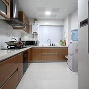厨房走廊设计效果图大全 走进美食花园