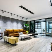 现代简约客厅装修设计效果图赏析