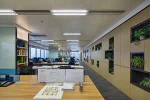 精致创意办公室装修设计 为新年开工创造动力